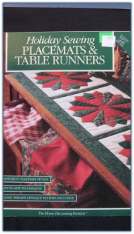 Placemats & Table Runners / Home Decorating Institute