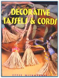 Decorative Tassels & Cords