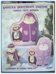 Santa's Southern Visitor / Needle Nutz Designs