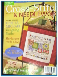 Nov 2008 / Cross Stitch & Needlework