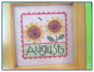 August Stamp / Flip-it / Lizzie Kate