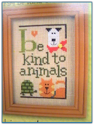 Be Kind to Animals / Lizzie Kate