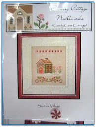 Candy Cane Cottage / Country Cottage Needleworks