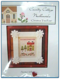 Santa's Stocking Store / Country Cottage Needleworks