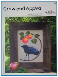Crow and Apples /. Victoria Sampler