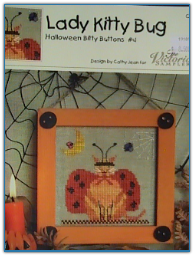 Lady Kitty Bug / Victoria Sampler