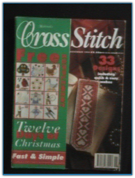 Nov 1995 / Cross Stitch