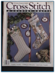 Jul / Aug 1988 / Cross Stitch and Country Crafts