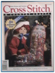 Jul / Aug 1993 Cross Stitch and Country Crafts