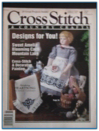 Feb 1991 / Cross Stitch and Country Crafts