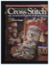 Jul / Aug 1994 / Cross Stitch and Country Crafts