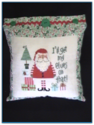 I'll Get My Elves on That Pillow