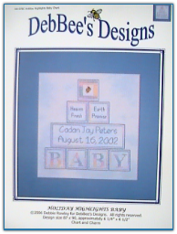 Holiday Highlights Baby / debBee's Designs