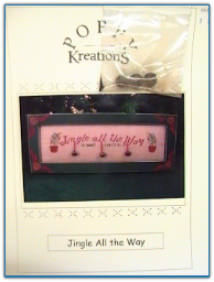 Jingle all the Way / Poppy Kreations