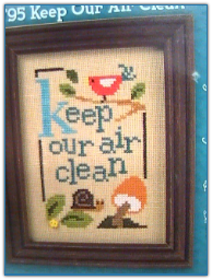 Keep Our Air Clean / Flip-it / Lizzie Kate