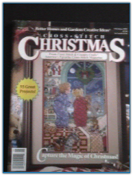 Cross Stitch Christmas 1992 / Better Homes & Gardens