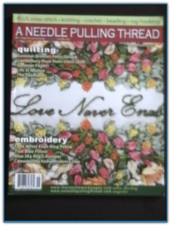 Summer 2009 / A Needle Pulling Thread