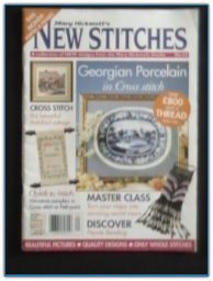 Issue 062 / New Stitches