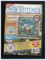issue 047 / New Stitches