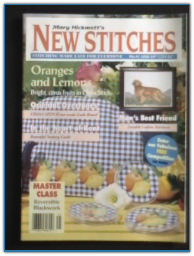 Issue 041 / New Stitches