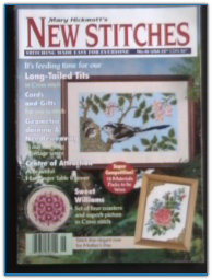 Issue 046 / New Stitches