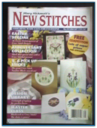 Issue 035 / New Stitches