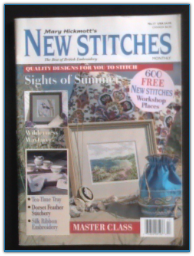 Issue 017 New Stitches