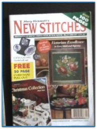 Issue 031 / New Stitches