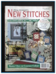 Issue 021 / New Stitches