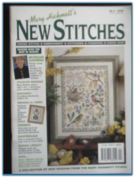 Issue 004 / New Stitches