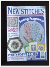 Issue 095 New Stitches