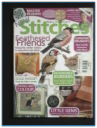 Issue 189 New Stitches