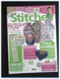 Issue 204 New Stitches