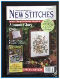 Issue 018 New Stitches