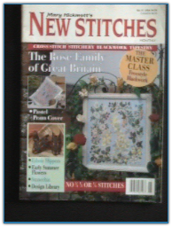 Issue 015 New Stitches