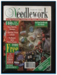 Nov 1993 / Needlework