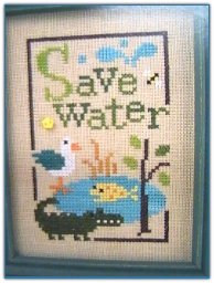 Save Water / Flip-it / Lizzie Kate