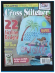 Jun 2008 / The Cross Stitcher