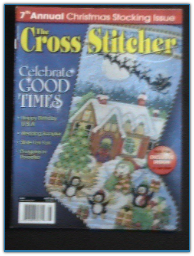Aug 2009 / The Cross Stitcher