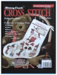 Aug 2009 Stoney Creek Cross Stitch Collection