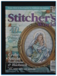 Nov 2000 / Stitcher's World