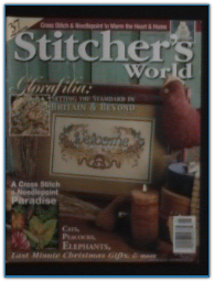 Jan 2001 / Stitcher's World