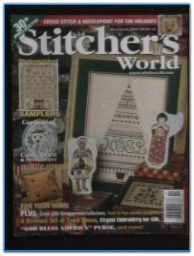 Nov 2002 / Stitcher's World