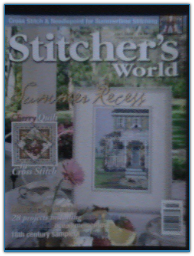 Jul 2000 / Stitcher's World