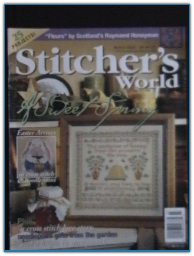 Mar 2000 / Stitcher's World