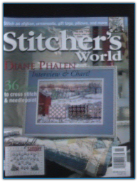 Nov 1999 / Stitcher's World