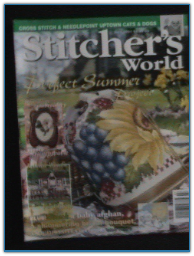 Jul 2001 / Stitcher's World