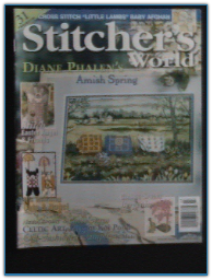 Mar 2001 / Stitcher's World