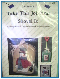 Take This Job and Shovel It / Mayberry Designs