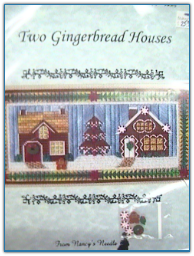Two Gingerbread Houses / From Nancy's Needle